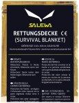 Salewa Rescue Blanket Grau, One Size -Farbe Gold -Silber, One Size