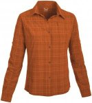 Salewa W Fianit 2 Dryton Longsleeve Shirt, Talut Copper | Größe 40 | Damen Lan