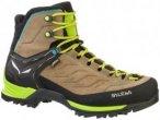 Salewa Mountain Trainer Mid Gtx® Beige, Female Gore-Tex® EU 42 -Farbe Walnut -