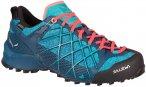 Salewa W Wildfire Gtx® Blau   Größe EU 38   Damen Hiking- & Approachschuh