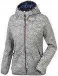 Salewa W Woolen Light Full-Zip Hoody Grau   Größe 42   Damen Jacke