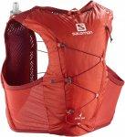 Salomon Active Skin 4 Set Rot |  Rucksack