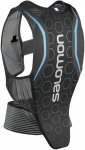 Salomon Flexcell Men Schwarz, Male Protektor, M