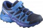 Salomon Kids Speedcross Cswp Blau, EU 26 -Farbe Navy Blazer -Indigo Bunting -Sur