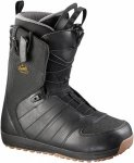 Salomon Launch Schwarz, Male EU 43 1/3 -Farbe Black -Detroit -Black, 43 1/3