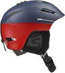 Salomon M Ranger 2 Custom Air Blau | Herren Ski- & Snowboardhelm