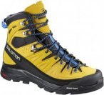 Salomon X Alp High Leather Gtx® Colorblock, Male Gore-Tex® EU 46 2/3 -Farbe Bl