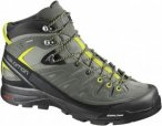 Salomon X Alp Mid Leather Gtx® Grau, Male Gore-Tex® Hiking-& Approach-Schuh, 4