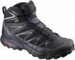 Salomon X Ultra 3 Mid Gtx® Schwarz, Male Gore-Tex® Hiking-& Approach-Schuh, 41
