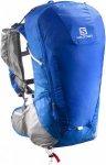 Salomon Peak 30 Blau, 30l,Alpin-& Trekkingrucksack