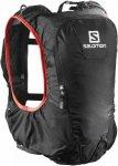 Salomon Skin Pro 10 Set Schwarz, 10l,Alpin-& Trekkingrucksack