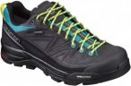 Salomon X Alp Leather Gtx® Blau, Female Gore-Tex® EU 42 -Farbe Deep Peacock Bl