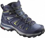 Salomon X Ultra 3 Mid Gtx® Blau, Female Gore-Tex® Hiking-& Approach-Schuh, 39