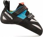 Scarpa Boostic Blau / Schwarz | Größe EU 38.5 |  Kletterschuh