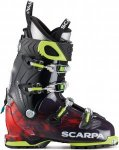 Scarpa Freedom SL Schwarz, Male EU 46 -Farbe Antracite -Red Orange, 46