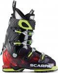 Scarpa M Freedom SL Rot / Schwarz | Größe EU 44.5 | Herren Alpin-Skischuh