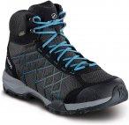 Scarpa M Hydrogen Hike Gtx® Blau / Grau | Größe EU 45 | Herren Wanderschuh
