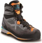 Scarpa Rebel Lite Gtx® Grau, Male Gore-Tex® EU 46 -Farbe Smoke -Papaya, 46