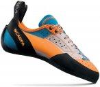 Scarpa M Techno X Blau / Grau / Orange | Größe EU 36 | Herren Kletterschuh