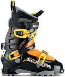 Scarpa Mens Vector Orange-Schwarz, Mondo 27.5, Herren Touren-Skischuh ▶ %SALE