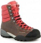 Scarpa Mojito Maxi Gtx® Rot, Female Gore-Tex® EU 37 -Farbe Ebony -Mineral Red,