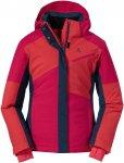 Schöffel Girls Ski Jacket Wannenkopf Colorblock / Blau / Pink / Rot | Größe 1