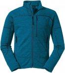 Schöffel M Fleece Jacket Tonquin Übergrösse Blau | Größe 60 | Herren Freize
