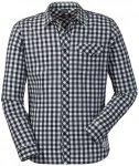 Schöffel Shirt Miesbach1 Schwarz, Male Langarm-Shirt, XL