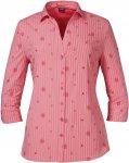 Schöffel W Blouse Stralsund5 Pink | Größe 40 | Damen Langarm-Hemd