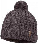 Schöffel W Knitted Hat Dublin, Plum Kitten | Größe One Size | Damen Accessoir