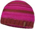 Schöffel Womens Knitted Hat Malaga Braun-Pink, One Size, Damen Mütze ▶ %SALE