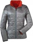 Schöffel Zipin! Jacket Naeba Grau, Female PrimaLoft® Freizeitjacke, 38