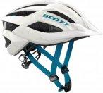 Scott ARX MTB Helmet, White Gloss Weiß, L