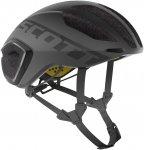 Scott Cadence Plus Helmet Schwarz |  Fahrradhelm