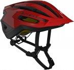 Scott Fuga Plus REV Helmet Rot |  Fahrradhelm