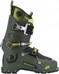 Scott M Freeguide Carbon Ski Boot Oliv   Größe EU 43   Herren Touren-Skischuh