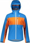 Scott M Trail Mountain Dryo 20 Jacket Blau / Orange | Größe XL | Herren Freize