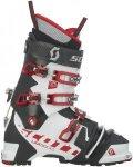 Scott Voodoo Ski Boot NTN Schwarz, Male EU 43.5 -Farbe White -Black, 43.5