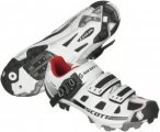 Scott MTB Pro Shoe Weiß, Female EU 36 -Farbe White Gloss, 36