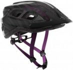 Scott Supra Helmet, Black |  Fahrradhelm