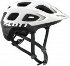 Scott Vivo Helmet, White Schwarz, M