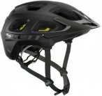 Scott Vivo Plus Helmet, Black Schwarz, S