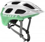Scott Vivo Plus Helmet Grün / Weiß |  Fahrradhelm