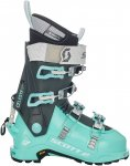 Scott W Celeste III Ski Boot Blau / Grau | Größe EU 38 | Damen Touren-Skischuh