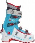 Scott Celeste III Ski Boot Blau, Female EU 38 -Farbe White -Bermuda Blue, 38