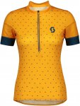 Scott W Endurance 20 S/SL Shirt Orange   Damen T-Shirt