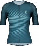 Scott W RC Premium Climber S/SL Shirt Blau   Damen T-Shirt