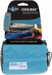 Sea to Summit Coolmax Adaptor Blau, Innenschlafsack, 210 cm