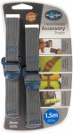 Sea to Summit TIE Down Accessory Strap With Hook 1.5M X 20mm | Größe One Size