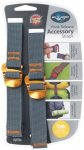 Sea to Summit TIE Down Accessory Strap With Hook 1M X 20mm Grau, Sonstige Tasche